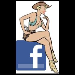 Facebook Pinup