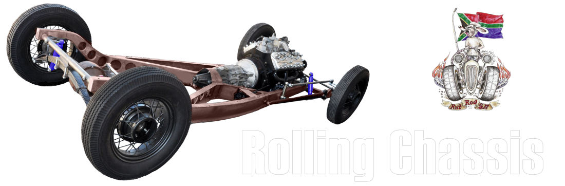 Rat rod rolling chassis