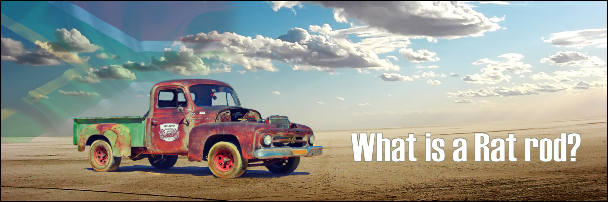 what is a ratrod